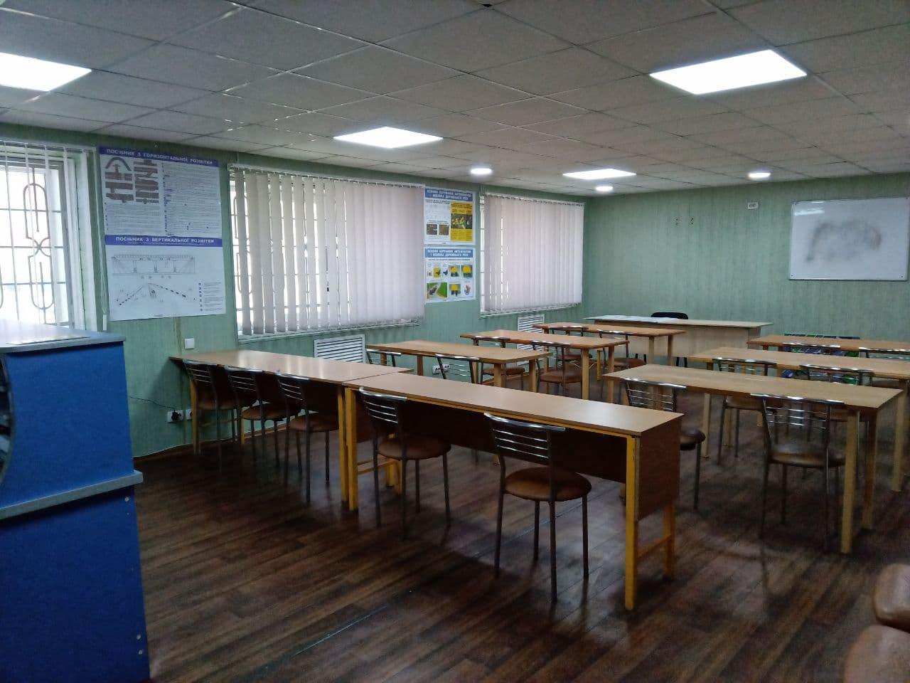 Класс для обучения вождению в Новомосковске