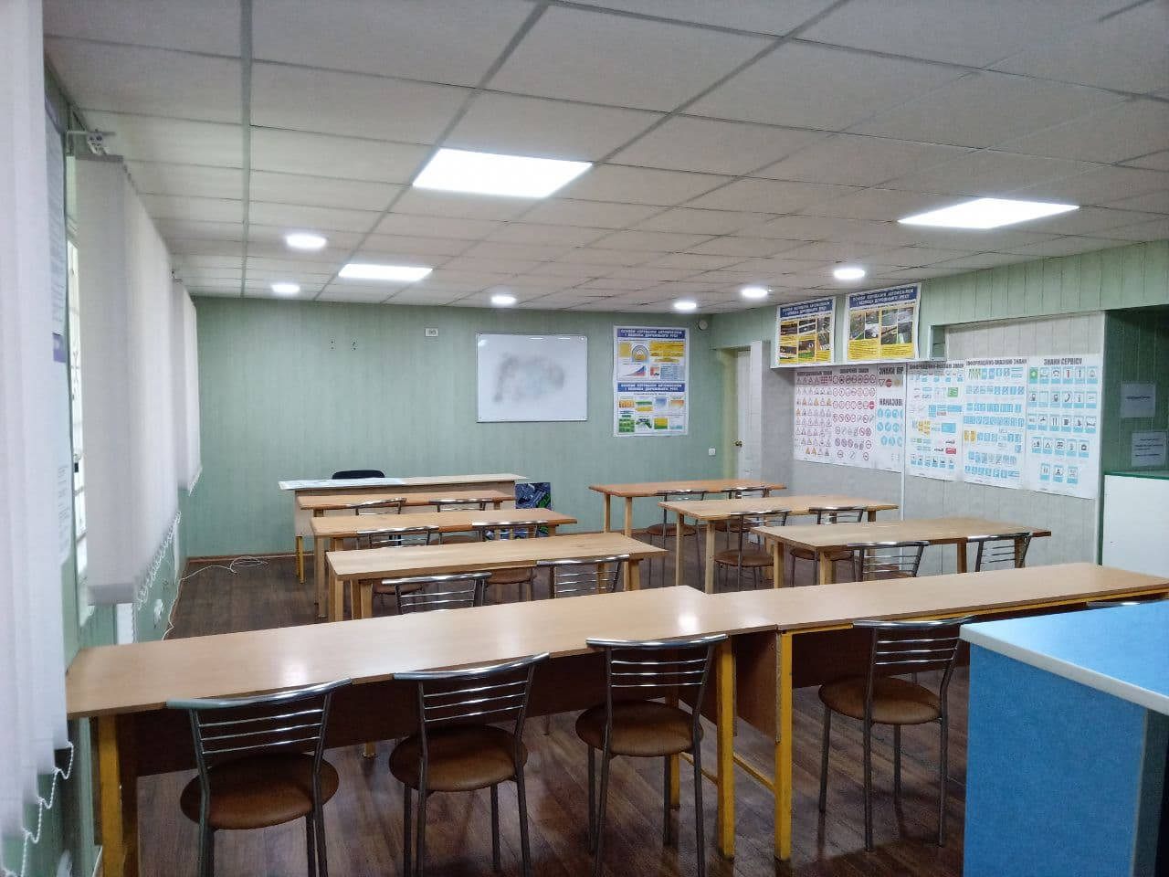Стенды для обучения вождения в Новомосковске